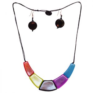 CUTE COLORFUL  NECKLACE