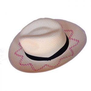 PINKY CLASSIC PAJA TOQUILLA HAT