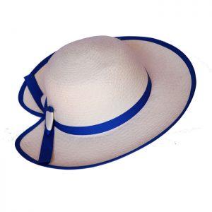 BLUE-MARINE PAJA TOQUILLA HAT